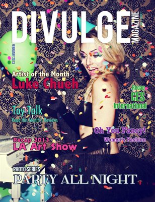 Divulge Magazine: February 2013 Issue