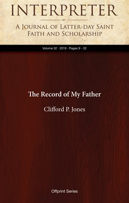 The Record of My Father