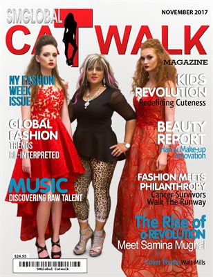 SMGlobal Catwalk MAGAZINE - Nov 2017