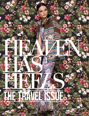 HEAVEN HAS HEELS | Summer Travel Issue 2015