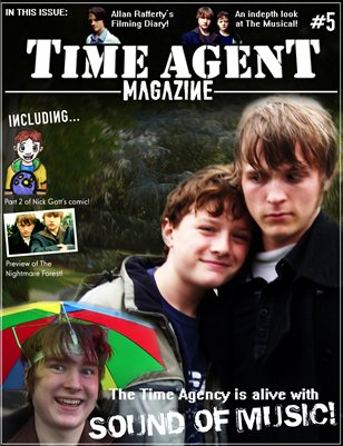 The Time Agency is Alive with the Sound of Music