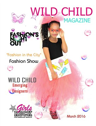 Wild Child Mag March 2016 Deluxe Double Cover Issue