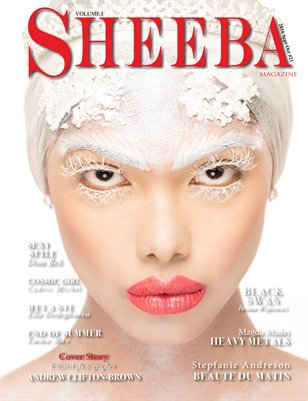 Sheeba Magazine 2016 September/October Volume I