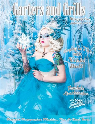 January 2015 Nikki Doll Cover