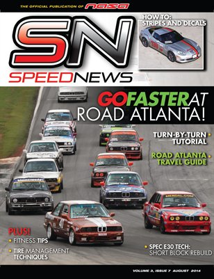 Speed News August 2014