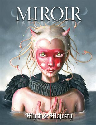 MIROIR MAGAZINE • Myth & Majesty • Hanna Jaeun