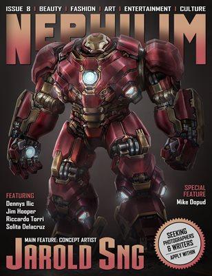Nephilim Magazine #8