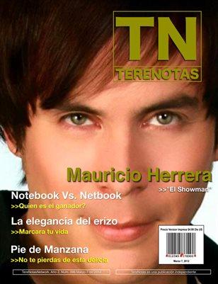 Mauricio Herrera... El Showman
