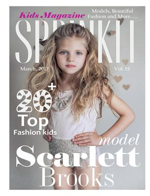 Sprinkle Kids Magazine Vol. 15
