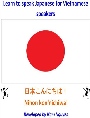 Learn to Speak Japanese for Vietnamese Speakers