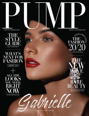 PUMP Magazine | The Beauty Beat Edition | Vol.3