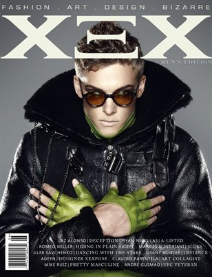 XEX Magazine: Men's Edition - Hybrid Moments