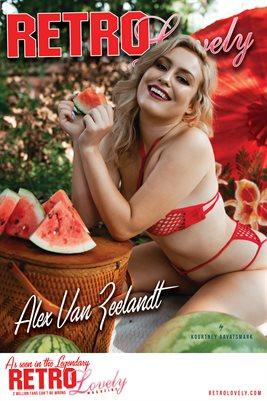 Alex Van Zeelandt Cover Poster