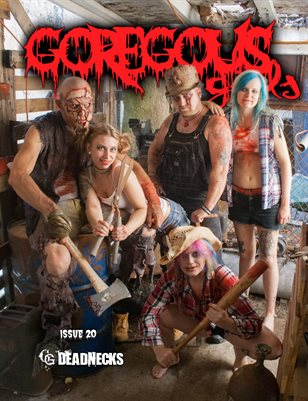 GOREgous Girls Issue 20