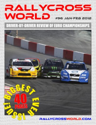 Rallycross World #96 Jan-Feb 2012