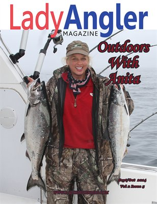 Lady Angler Magazine Sept Oct 2014