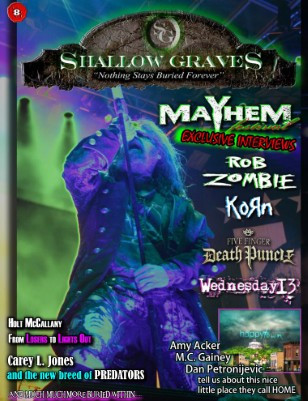 Shallow Graves #8 - MAYHEM FESTIVAL