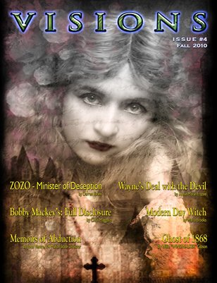 Visions Paranormal Magazine 4