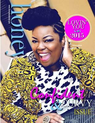 Curvy & Confident Issue (Issue 12)