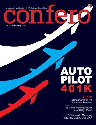 LATEST CONFERO ISSUE: SUMMER 2014