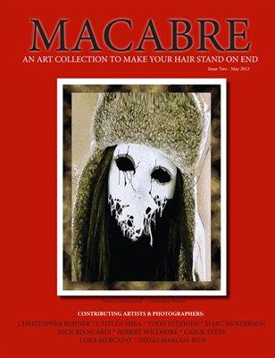 Macabre Art Magazine - Issue No. 2