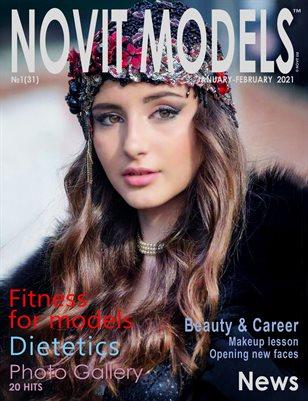 Magazine NOVIT MODELS™ №1/2021