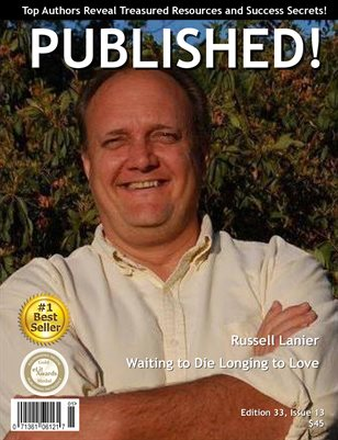 PUBLISHED! Magazine featuring Russell Lanier