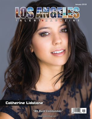 Los Angeles Talent Magazine January 2018 Edition