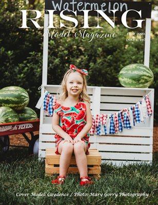 Rising Model Magazine Issue #167