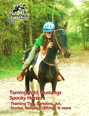 February 2012 -- Pony Pals Magazine -- Volume 1 #9