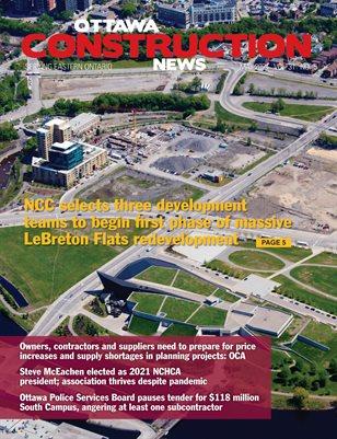Ottawa Construction News (May 2021)