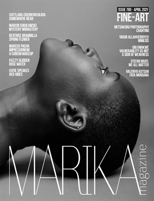 MARIKA MAGAZINE FINE-ART (ISSUE 780 - APRIL)