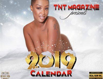 TNT Calendar 2019