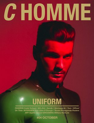 C HOMME #04 (COVER 6)