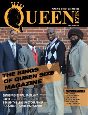 June 2014 -  The Kings of Queen Size Magazine