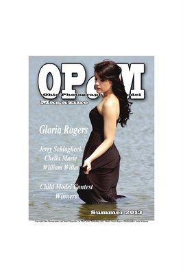 OP&M Summer 2013 Cover Print