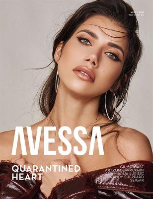 AVESSA Magazine - Quarantined Heart | April 2020 - Year I - Vol 5-C