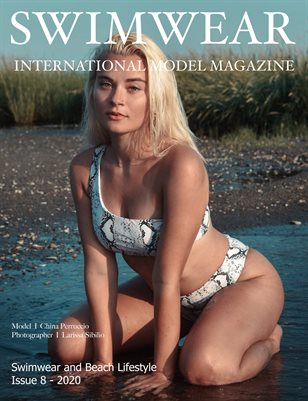 Swimwear International Model Magazine Edition 8