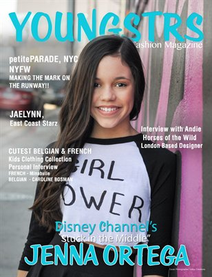 Youngstrs Kids Fashi Youngstrs Magazine Spring Issue 2016