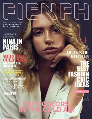 11 Fienfh Magazine November Issue 2020
