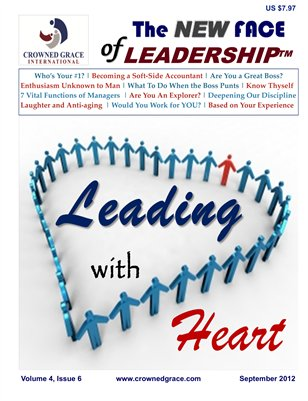Leading With Heart  (September 2012)