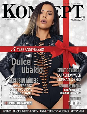 Koncept Magazine December 2015