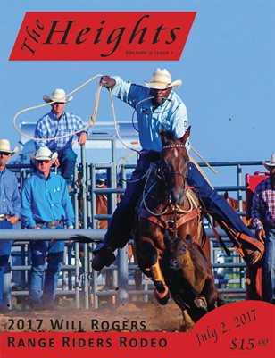 Volume 9 Issue 1 - Will Rogers Range Riders Rodeo