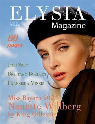 Elysia Magazine Issue 01 April 2021