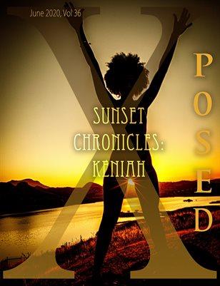 X Posed Vol 36 - Sunset Chronicles: Keniah