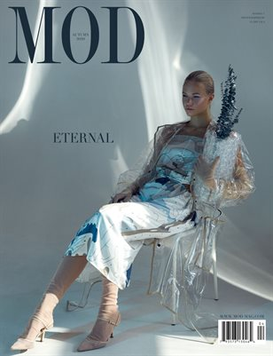 MOD Magazine: Volume 9; Issue 4; Autumn 2020 - THE ETERNAL ISSUE (Cover 3)