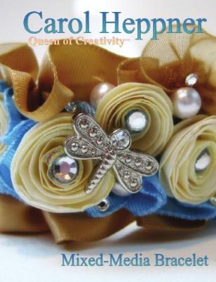 Mixed-Media Bracelet