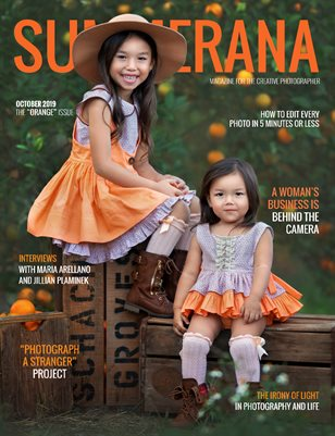 Summerana Magazine | October 2019 | The Orange Issue