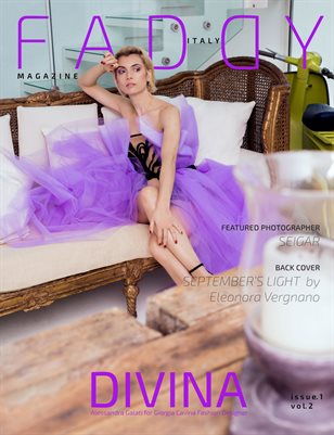 FADDY Magazine: Issue 1 Vol 2
