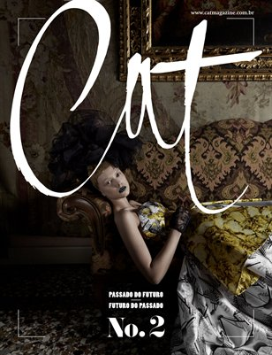 Cat Magazine #2 (Cover 1)